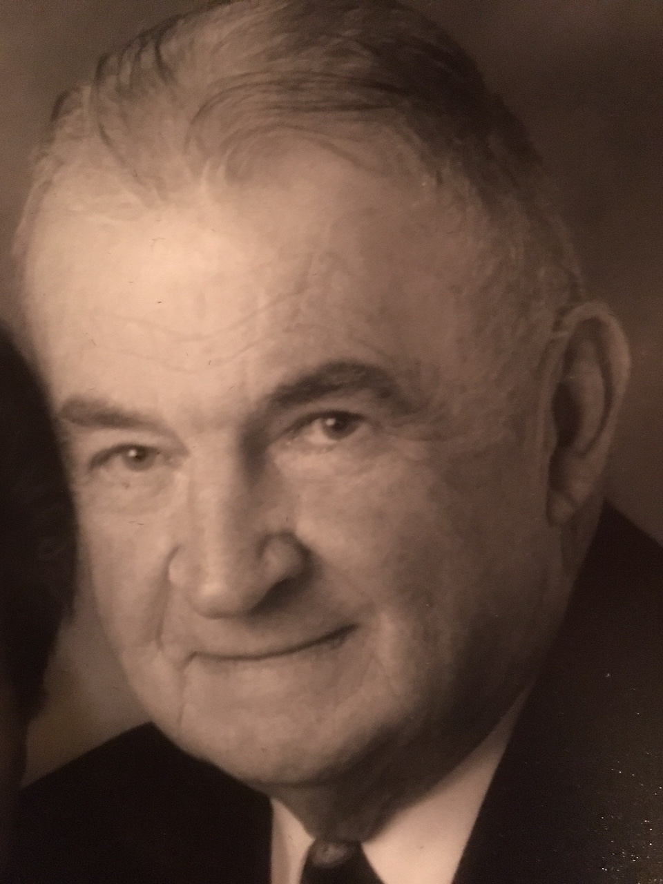 William Connelly, Sr.